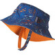 Patagonia Baby Sun Bucket Hat Plankton Punch: Superior Blue